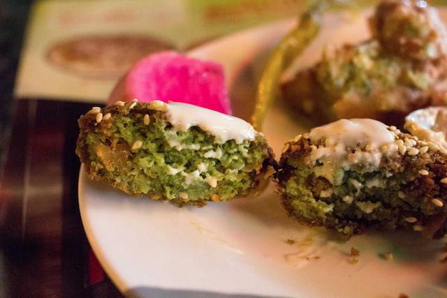 Falafel-mahshi