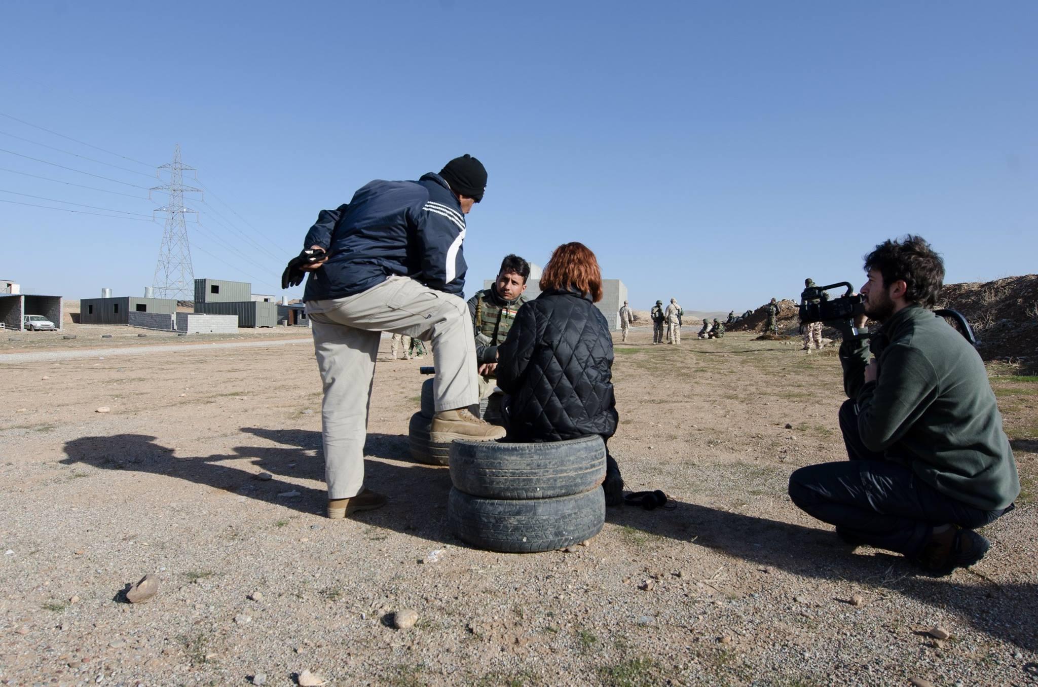 intervistapeshmerga